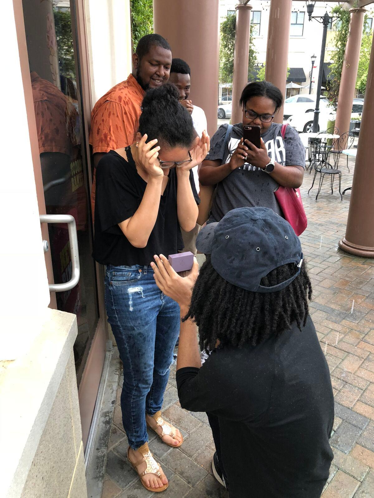 Zechariah's Diamond's Direct Proposal